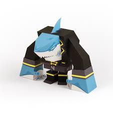 tougui pirate shark tougui