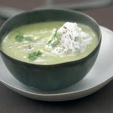 cuisiner les verts de poireaux soupe au vert de poireau et carottes cooking chef de kenwood