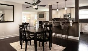 superior ceiling fan over kitchen table island 2017 and