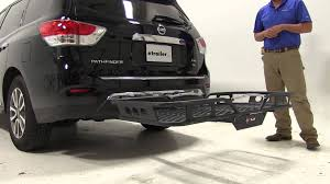 pathfinder nissan 2014 review of the rola 22x59 hitch cargo carrier on a 2014 nissan