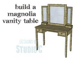 Vanity Desks A Beautiful Vanity Table Perfect In Any Room U2013 Designs By Studio C
