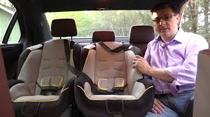 mercedes baby car seat 2014 mercedes e class child seat review