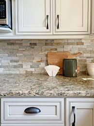 what tile goes with white cabinets how to work with dated granite in your kitchen