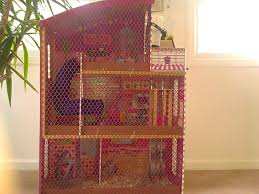 Cages For Guinea Pigs How To Build A Guinea Pig Hamster Cage Mansion 8 Steps