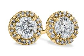 most hypoallergenic earrings which is the best diamond stud earring setting ritani
