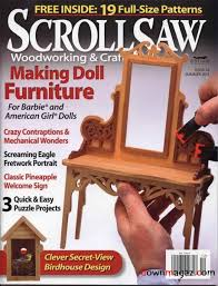 Woodworking Magazine Download by Scrollsaw Wooodworking U0026 Crafts 43 Summer 2011 Download Pdf