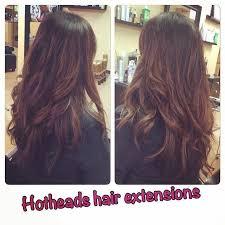 hothead hair extensions hot heads hair extensions salon 109