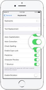 How To Use On Error Resume Next How To Use Auto Correction And Predictive Text On Your Iphone
