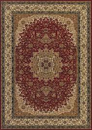 Kashan Persian Rugs by Izmir Royal Kashan Persian Patterned Area Rugs
