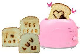Fun Toaster Breakfast Made Fun Pop Art Toaster Kitchn