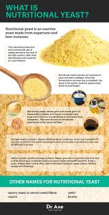 nutritional yeast the antiviral antibacterial immune booster