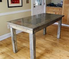 easy diy farmhouse table farmhouse table easy one month long project stains jokes and we