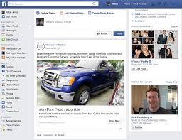 car ads auto ad tech platform purecars can now retarget you on facebook