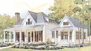house plans with attached guest house introducing house plan thursday coastal living house plan sl 593