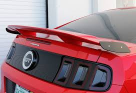 2014 mustang rear steeda functional mustang rear wing 10 14 476 steeda wing