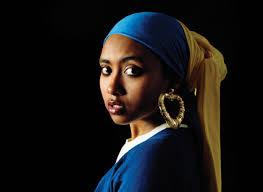 black girl earrings awol erizku s remixed classics hit hasted kraeutler gallery