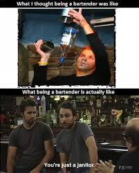 Funny Bartender Memes - bartender meme guy