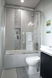 Small Bathroom Ideas With Shower Only Small Bathroom Ideas With Shower And Tub Pleasant Design