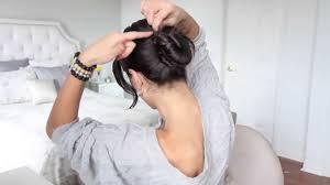 work hairstyles for medium length hair elegant updo for medium long hair tutorial for work office