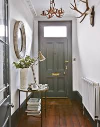 Small Hall Design by Keeping Clutter To A Minimum Will Keep A Smaller Hallway Feeling