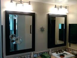 bathroom vanity lighting design brushed light fixtures lovable