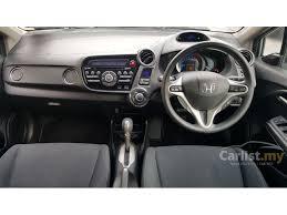 Honda Insight Hybrid Interior Honda Insight 2011 Hybrid I Vtec 1 3 In Kuala Lumpur Automatic