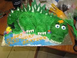 dinosaur dragon birthday cake cakecentral com