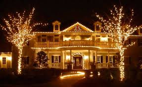 residential christmas light installation by brothers holiday lighting
