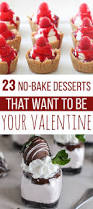 23 no bake desserts that want to be your valentine dessert