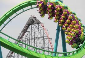 Where Is Six Flags Nj 6 Great Roller Coasters In Eastern Pa And New Jersey The Morning