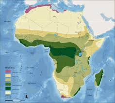 Map Of Egypt In Africa by Map Of Climates Of Africa Free Printable Maps