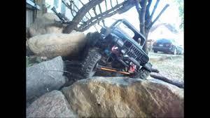 jeep scrambler blue rc jeep scrambler youtube