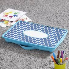 Portable Lap Desk Kids by Cushioned Lap Desk With Lamp And Magnifier Best Home Furniture