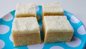 how to make coconut lemon slice youtube