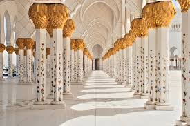 Largest Chandelier Sheikh Zayed Grand Mosque Abu Dhabi Idesignarch Interior