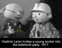 Builder Memes - bob the builder of 1917 russian revolution eurokeks meme stock