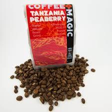 Coffee Magic coffee magic tanzania peaberry 480 thc 盪 the green hart health