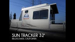 California travel tracker images Used 2005 sun tracker 32 party cruiser for sale in bellflower jpg