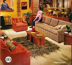 interior design for 1960s home