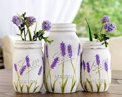 Mason Jars Wedding Centerpieces by Shabby Chic Mason Jars Wedding Centerpieces Lace Candle