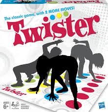 hasbro twister game amazon co uk toys u0026 games