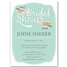 bridal cards cheap mint bridal shower invitations ewbs044 as low as