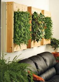 Indoor Vertical Gardens - livingroom vertical wall garden indoor vertical garden kit