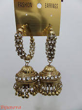 gold jhumka hoop earrings gold jhumka hoop earrings earrings gold