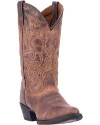 womens brown cowboy boots size 11 get this amazing shopping deal on laredo maddie s distressed