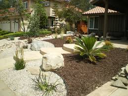 garden sweet outdoor home design ideas with front yard landscape