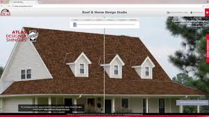 Home Design Visualizer The Atlas Roof And Home Design Studio Youtube