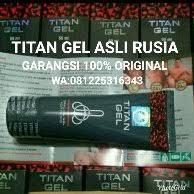 jual cream titan gel asli bukan tiruan di lapak agung setiawan kholay2