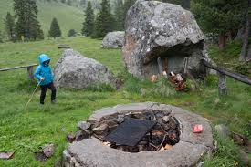 How To Make A Homemade Fire Pit How To Build A Fire Swiss Style Moms Tots Zurich