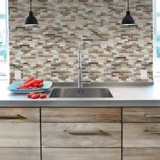 smart tiles muretto durango peel stick decorative mosaic wall